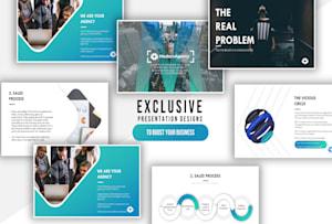 Powerpoint Design - Presentation Designer Services   Fiverr