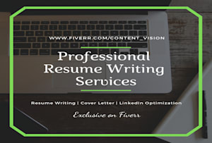 Resume Writing Service by Freelance Resume Writers for Hire