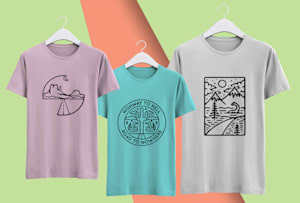 628bafeb Custom T Shirts - Freelance T Shirt Designer Specialists | Fiverr