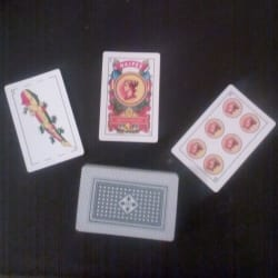 tarot reading, spanish deck