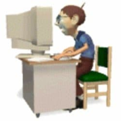 Give live pc support through email or