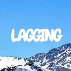 lagging
