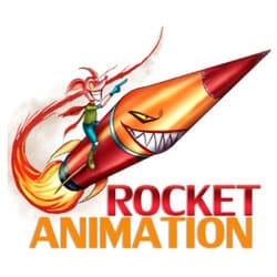 rocket3danimati