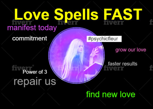cast love spell psychic reading
