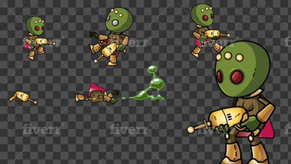 animate your 2d game character animation in dragonbones