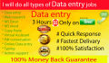 do data entry for you