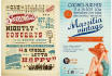 design an amazing retro style poster