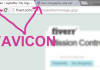 create a favicon  for your website