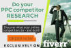 do your PPC competitor research