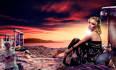 transform your boring photo into a fantasy art work