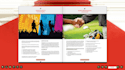create a mobile friendly HTML5 flipbook from your PDF or image files