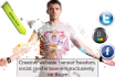 design CREATIVE header banners for websites and social media