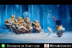create Christmas Minion Funny Intro video for logo