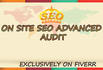 do On site SEO Audit