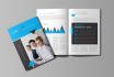 design Corporate Business Brochure, Booklet, Proposal, Handout, Report