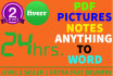 type anything to Word or Notepad in 24hrs