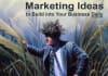 provide 32 EVERYDAY guerrilla marketing tactics for real estate agents