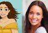 draw you as a Disney princess, hero, or villian