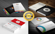 design 2 outstanding business card in 24hrs