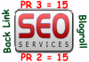 put your link to my blog pr 3 = 15 and pr 2 = 15