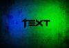 create a Cool Unique 1080p Background with a Unique Text