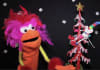 create a Holiday Puppet Greeting