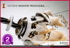 design 3D model using autodesk inventor software