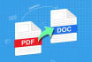 convert  scanned pdf to word and  document Into word or pdf