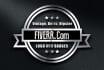 design hipster retro logo or vintage stamp or heraldic luxury badge