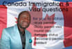 answer one Canadian immigration or visa question