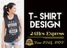 design PROFESSIONAL tshirt design
