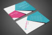 do profession business card design for your business