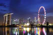 plan your travel itinerary to Singapore