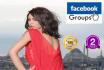 provide five hundred Facebook groups links