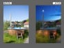 make your home from day to virtual dusk,evening