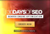 provide 30 Days of SEO