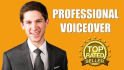 record an American male voiceover
