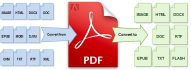convert Office Documents to PDF and Vice Versa