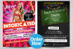 do AMAZING Party, Event Club flyer For you