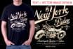 design professional typography tshirt