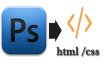 convert photoshop,psd,file to bootstrap