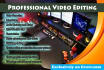 offer ALL In One Video Editing Service For Commercial Needs