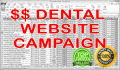 send you a 5000 dollar Dental Dentist AdWords campaign with over 3 percent CTR
