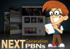 build an amazing PBN site that looks like a real site