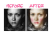 do Any 5 Photos to work PHOTOSHOP Work Professional  Creatively Less Than 24 hour
