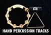 record percussion tracks for your songs