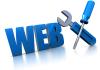 create a website design psd