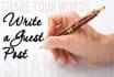 publish Guest post on Active Tech Blog