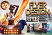 design a PROFESSIONAL Flyer, Poster Banner