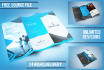design a BROCHURE in 24hr with unlimited revisions